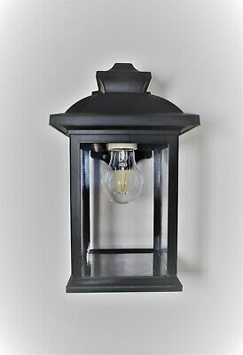 Outdoor Wall Light IP44 Plastic Modern Traditional Vintage Classic Patio Lantern • 22.99£