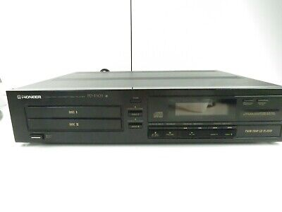 AU110 • Buy Pioneer CD Player 2 CD Twin Tray PD-T303 Made In Japan