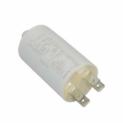 AU14.99 • Buy Fisher & Paykel Dryer Motor Capacitor & Nut 7uf   427616