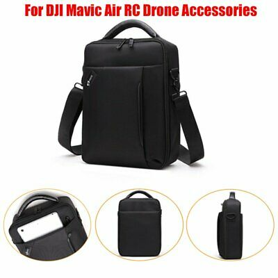AU34.57 • Buy Black Waterproof Storage Bag Travel Carrying Case For DJI Mavic Air Accessories