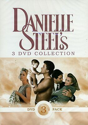 Danielle Steel's 3 DVD Collection: Daddy, Changes, Star [DVD] New Sealed • 14.99£