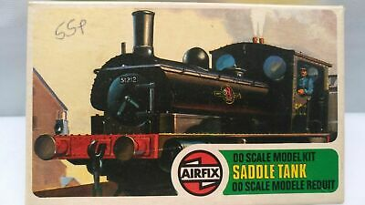 Vintage 1975 Airfix Saddle Tank OO Gauge Model Kit Series 2 Steam Locomotive  • 24.99£