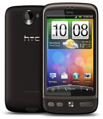 HTC Desire A8181 - 4 GB (Unlocked) Brown Smartphone-Excellent Condition • 22.99£