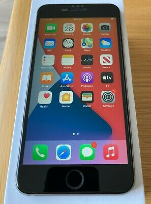 AU21.50 • Buy Apple IPhone 6s Plus - 64GB - Silver (Unlocked)