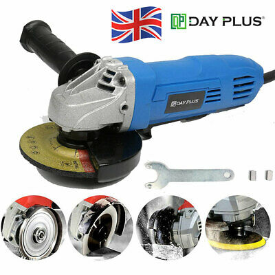 £23.50 • Buy Small Mini Electric Angle Grinder 115mm 550W Cutting Grinding Sawing Polishing