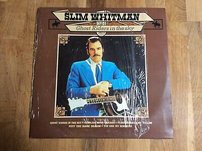 Slim Whitman. Ghost Riders In The Sky. 1978. UATV 30202. • 5£