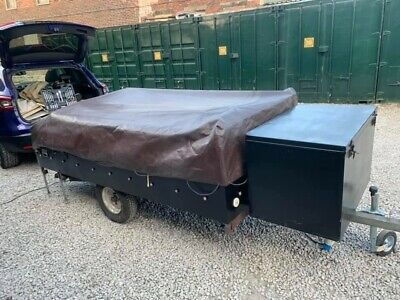 Conway Royale 320DL Folding Trailer Tent. And Lots Of Extras. You'll Need A Van • 1,000£