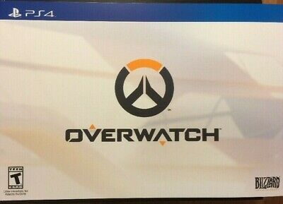 AU296.45 • Buy Overwatch Origins Edition [ Collector's Edition ] (PS4) NEW