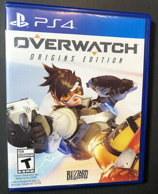 AU44.45 • Buy Overwatch [ Origins Edition ] (PS4) USED