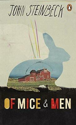 Of Mice And Men, Very Good Condition Book, Steinbeck, John, ISBN 9780241952481 • 3.28£