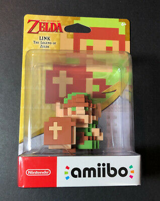 AU35.42 • Buy Nintendo Amiibo Figure [ The Legend Of Zelda Series / 8-bit Link ] NEW