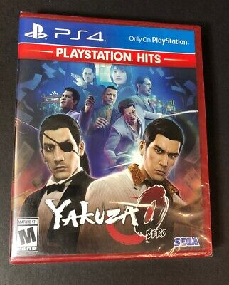 AU36.72 • Buy Yakuza 0 [ PlayStation Hits ] (PS4) NEW