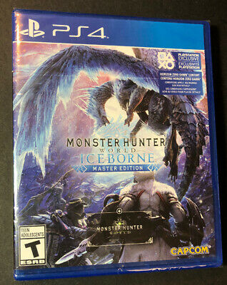 AU68.09 • Buy Monster Hunter World Iceborne [ Master Edition ] (PS4) NEW