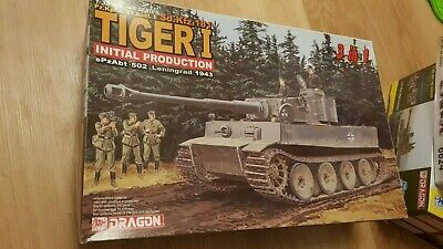 1/35 Tiger 1 (initial) By Dragon  6252 • 69.99£