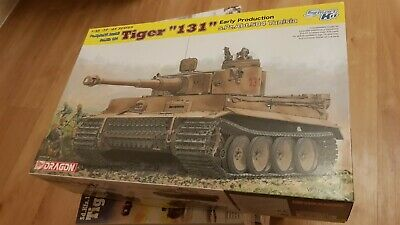 1/35 Tiger 1 (early) By Dragon 131 6820 • 65£