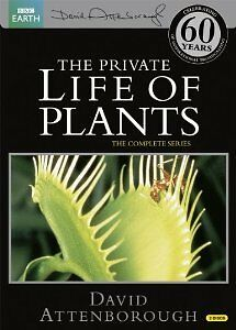 £9.99 • Buy David Attenborough: The Private Life Of Plants - The Complete... DVD (2012)