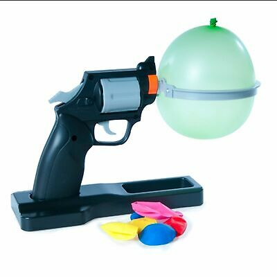 Water Balloon Russian Roulette Party Gun Celebration Game Water • 12.89£