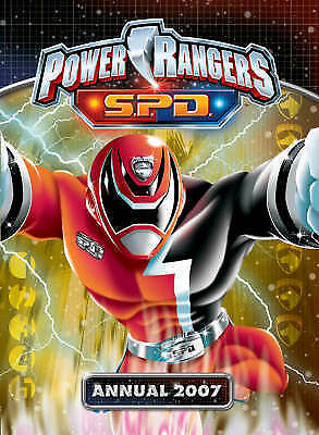 £6 • Buy Power Rangers SPD Annual 2007 By No-author