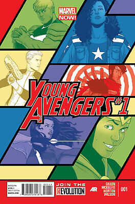 Young Avengers #1 (2013) Vf Marvel • 9.95£
