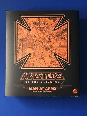 $200 • Buy Mondo 1/6 Scale Masters Of The Universe Man At Arms In Hand Motu HeMan 2020