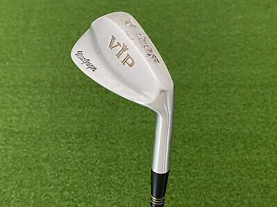 $69.99 • Buy RARE MacGregor Golf VIP Forged Series PITCHING WEDGE Right Handed Steel REGULAR