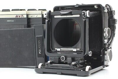 [Exc+++++] WISTA 45 SP 4x5 Large Format Field Film Camera W/ Holder From Japan  • 501.41£