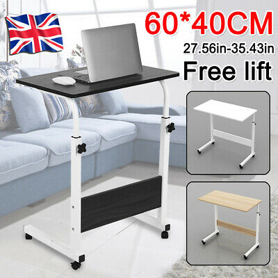 £11.49 • Buy Notebook Computer Desk Adjustable Portable Laptop Table Trolley Sofa Bed Tray UK