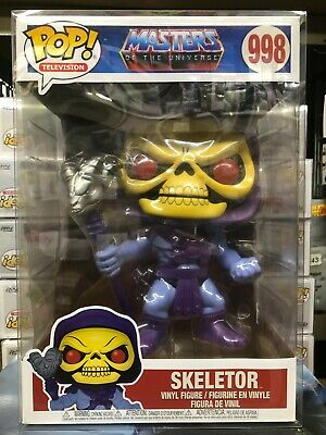 $41.95 • Buy Funko Pop! Television Masters Of The Universe SKELETOR 10-inch #998 W/ Protector