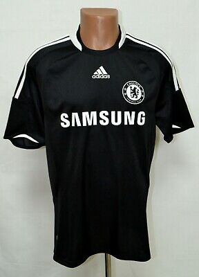 Chelsea London 2008/2009 Third Football Shirt Jersey Adidas Size M Adult • 39.99£