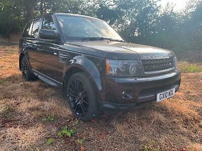 2010 10 Land Range Rover Sport 3.0 Tdv6 Auto Hse Leather Tow Bar History Px Swap • 7,495£