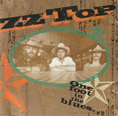 AU14.40 • Buy ZZ Top – One Foot In The Blues CD