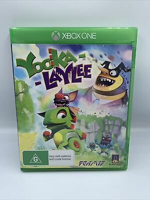 AU19.99 • Buy Yooka Laylee - Xbox One