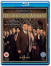 Downton Abbey: Christmas At Downtown Abbey Blu-ray DISC ILNC NO SLIPCOVER  • 2.65£