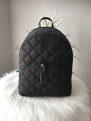 $ CDN163.32 • Buy New Kate Spade Karissa Nylon Quilted Large Backpack Black College Travel $329