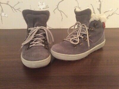 TRAINERS Superfit Cheeky Girl Trainers Grey Used Size: 1 UK/ 33 EUR • 15£