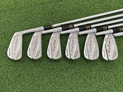 $199.99 • Buy RARE MacGregor Golf TOMMY ARMOUR SS2 Copper Face Iron Set 4-9 Right Pro-Pel #2