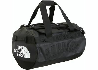 Supreme X North Face Base Camp Duffle Bag (SS19) UA (Red/Black) • 72.32£