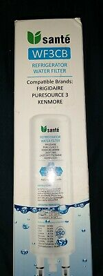 $ CDN26.25 • Buy New SANTE WF3CB Water Filter - Brand New Compatible Frigiaire Puresource
