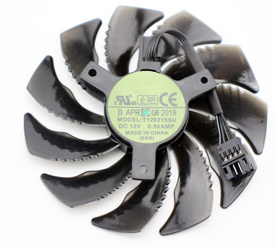 $ CDN216.99 • Buy  T129215SU / PLD09210S12HH Fan For Gigabyte GeForce GTX 1050 1060 1070 Ti