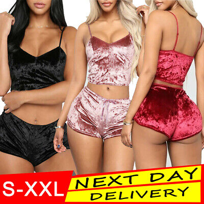 Womens Sexy Lingerie Lace Top Bra Ladies Thong Underwear Set Nightwear Sleepwear • 5.99£