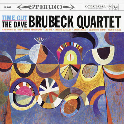 DAVE BRUBECK QUARTET - TIME OUT – ANALOGUE PRODUCTIONS - 45RPM 2 X 200G VINYL • 69.95£