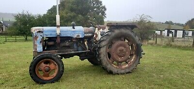 Fordson Super Major Tractor In Good Working Order • 2,300£
