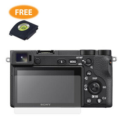 $ CDN6.26 • Buy LCD Screen Protector Bubble Spirit Level Cover For Sony Alpha A5100 A5000 A6300