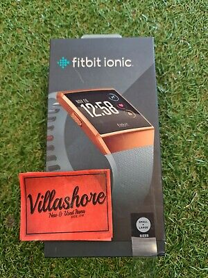 AU189 • Buy Fitbit Ionic Smart Fitness Watch - AD191134