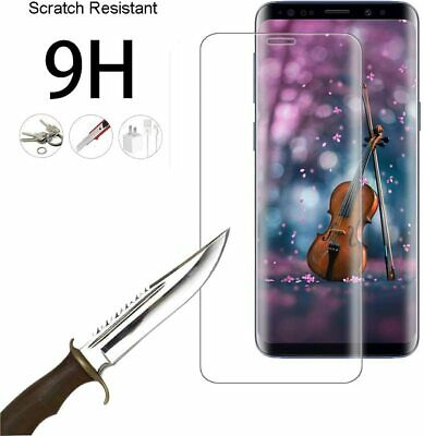 $ CDN4.66 • Buy 9HD Tempered Glass Protective Screen Protector For Samsung Galaxy S8 S9 S10 Plus