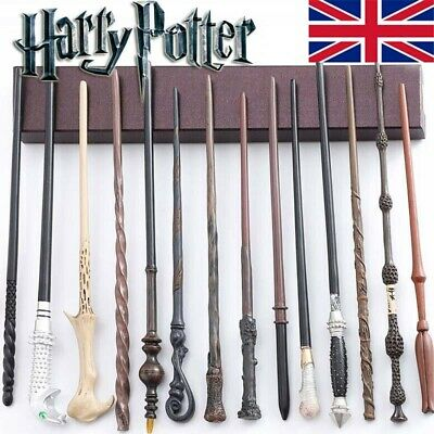 Magic Wand Harry Potter Hermione Dumbledore Voldemort Wand Cosplay Gift Boxed UK • 10.99£