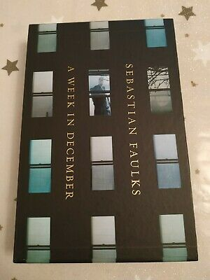 £20 • Buy Sebastian Faulks A Week In December Signed Numbered Special Edition