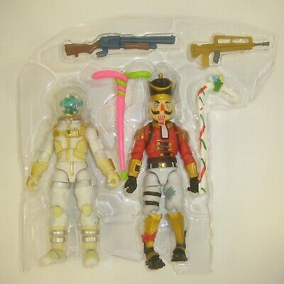 $ CDN32.72 • Buy Leviathin And Crackshot Fortnite 3.75  Action Figures And Weapons NEW Jazwares