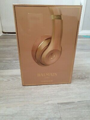 Beats By Dre X Balmain Studio 2.0 • 700£