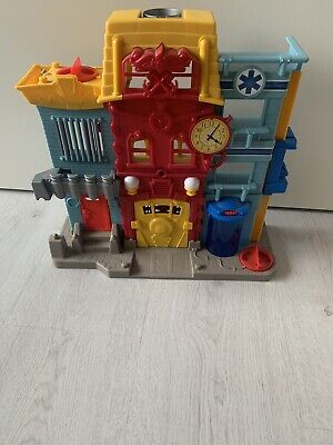 Fire Station Imaginext Play Set  • 6.50£